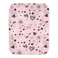 Minnie Mouse 'Hello Gorgeous' Crib Sheet