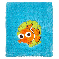 Finding Nemo Popcorn Coral Baby Blanket