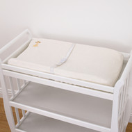 The Lion King 'Simba' Changing Table Cover (Cream)