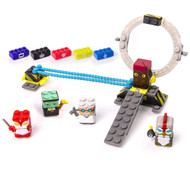 Sick Bricks: 3 -IN-1 Power-Up Playset