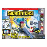 Sick Bricks: 3 -IN-1 Power-Up Playset