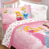 Disney Princess Your Royal Grace Full Size Sheets Set