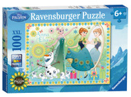 Disney Frozen Fever 100-Piece XXL Ravensburger Puzzle