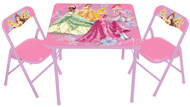 Disney Princess Activity Table & Chairs Set