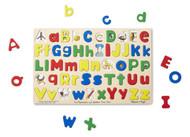 Melissa & Doug Alphabet Letters Wooden Puzzle