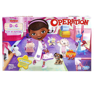 Operation: Doc McStuffins Toy Hospital Edition
