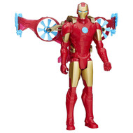 Marvel Avengers - Titan Hero Series: Iron Man With Hover Pack