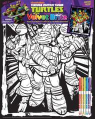 Cra-Z-Art TMNT Velvet Brite Poster