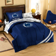 NCAA Penn State Nittany Lions Twin Bedding Set