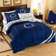 NCAA Penn State Nittany Lions  Full Bedding Set