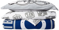 NFL Indianapolis Colts Soft & Cozy 5-Piece Twin Size Bed in a Bag Set