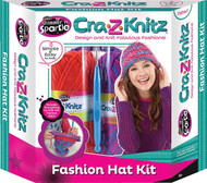 Cra-z-Knitz Hat Kit