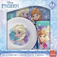 Disney Frozen Elsa & Anna Mealtime Set