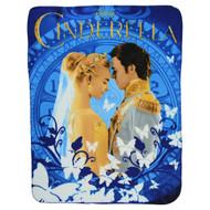 Disney's Cinderella 'Royal Couple' Fleece Throw