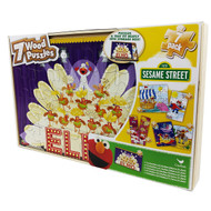 Sesame Street Elmo 7-Pack Wood Puzzles