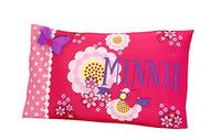 Disney Minnie Mouse Bow Power Toddler Sheet, 2 Piece Set