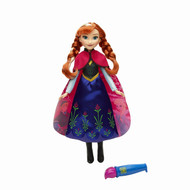 Disney Frozen Anna's Magical Story Cape Doll