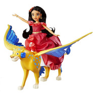 Disney Elena of Avalor and Skylar Figure