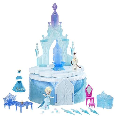 Disney Frozen Little Kingdom: Elsa's Magical Rising Castle