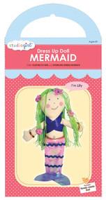 My Studio Girl: Dress-Up Doll Mermaid Lilly Sew Kit