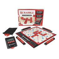 Scrabble Crossword Game: Electronic Scoring