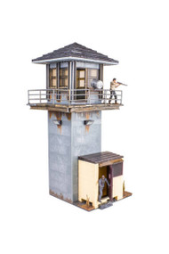 The Walking Dead: Prison Tower Building Set