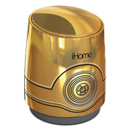 iHome Star Wars C3PO Portable Rechargeable Speaker