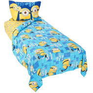"Despicable Me - Minions ""Mishap"" - Twin Sheet Set"