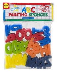 ALEX Toys ABC Painting Sponges