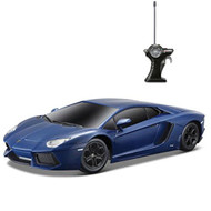 Lamborghini Aventador LP 700-4 Radio Control Vehicle - Navy