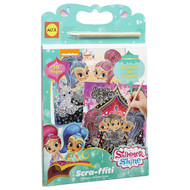 Alex Toys Shimmer and Shine Scra-ffiti