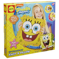 Alex Toys SpongeBob Knot-A Pillow