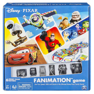 Disney/Pixar Fanimation Game