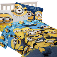 Despicable Me Minions 'Mishap' Full Size Comforter Set
