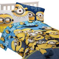 Despicable Me Minions 'Mishap' Full Size Comforter Set