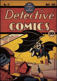 Roommates Batman Comic Book Cover Wall Decal