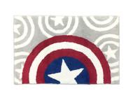 Captain America 'Shield Power' Bath Rug