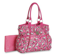 "Hello Kitty ""Hello, Baby"" Diaper Tote Bag"