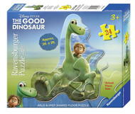 The Good Dinosaur: Arlo & Spot Floor Puzzle