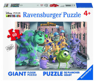 Disney Monsters Inc. Floor Puzzle