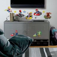 Nintendo Mario Kart Wall Decals