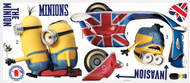 Minions Giant Wall Decals