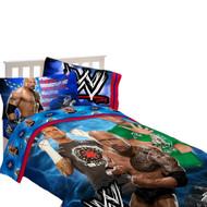 WWE Wrestle Mania Twin Comforter Set