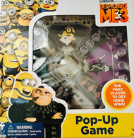 Despicable Me 3 pop-up game