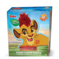 Lion Guard 24 Piece Hair Puzzle