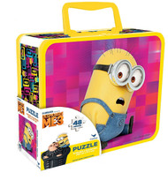Despicable Me 3 Puzzle Tin with handle