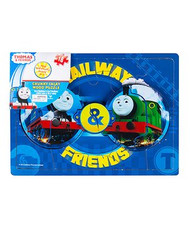 Thomas & Friends Chunky Inlay Wood Puzzle