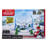 Nintendo Shock Racers Anti-Gravity Loop Challenge