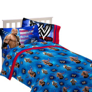 WWE Wrestle Mania Full Size Sheet Set