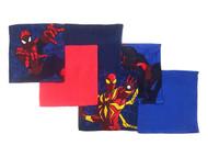 Marvel Spiderman Web Warriors Washcloth Set